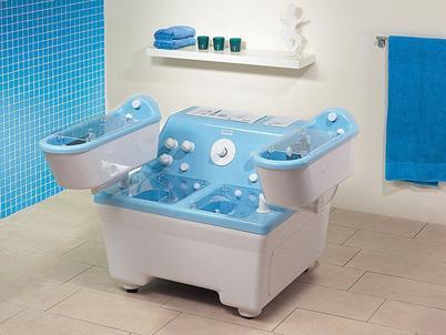 Kąpiele elektryczno-wodne