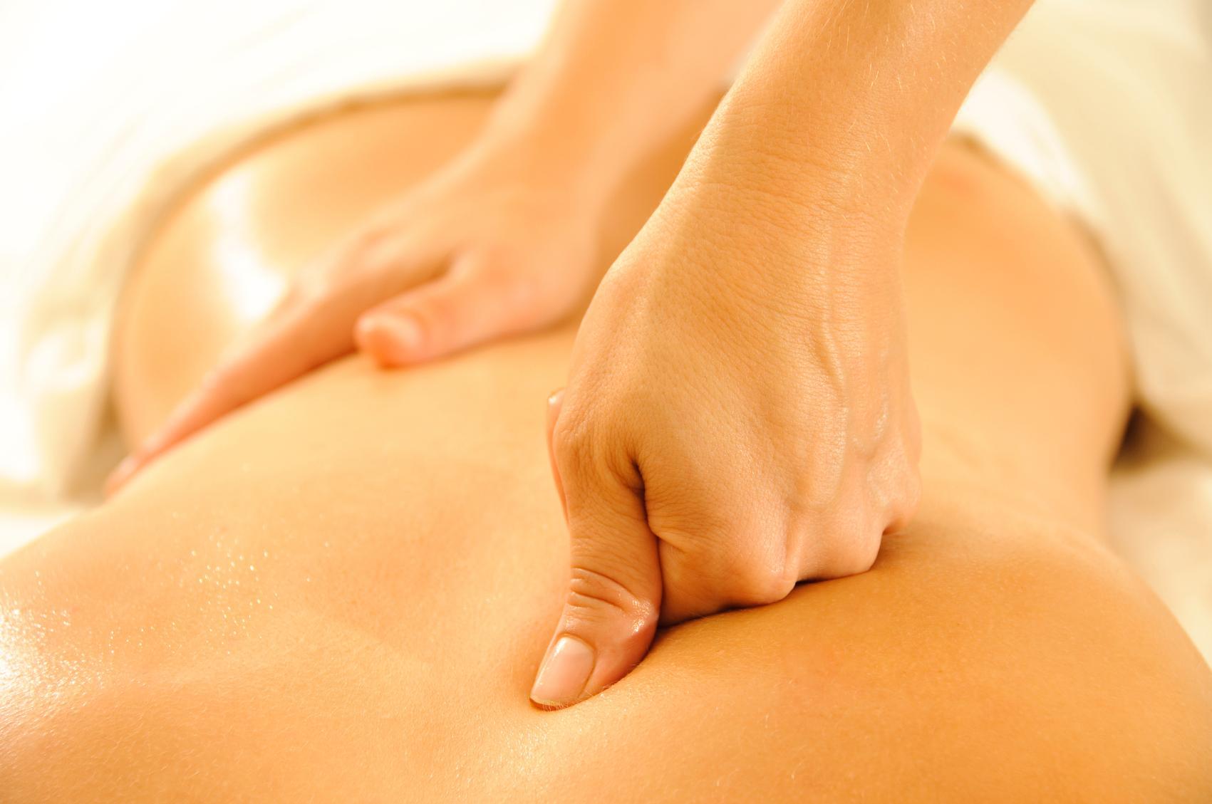 masaż okostnowy