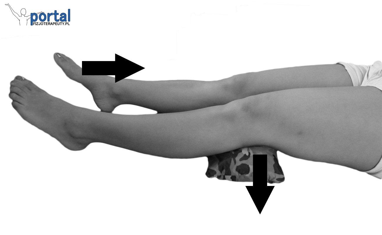 Fizjoterapia po operacji stawu kolanowego