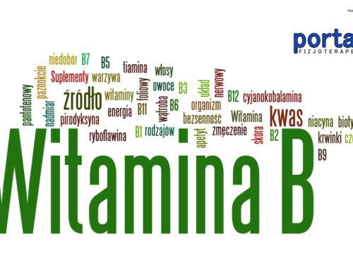 Witamina B – witaminy z grupy B