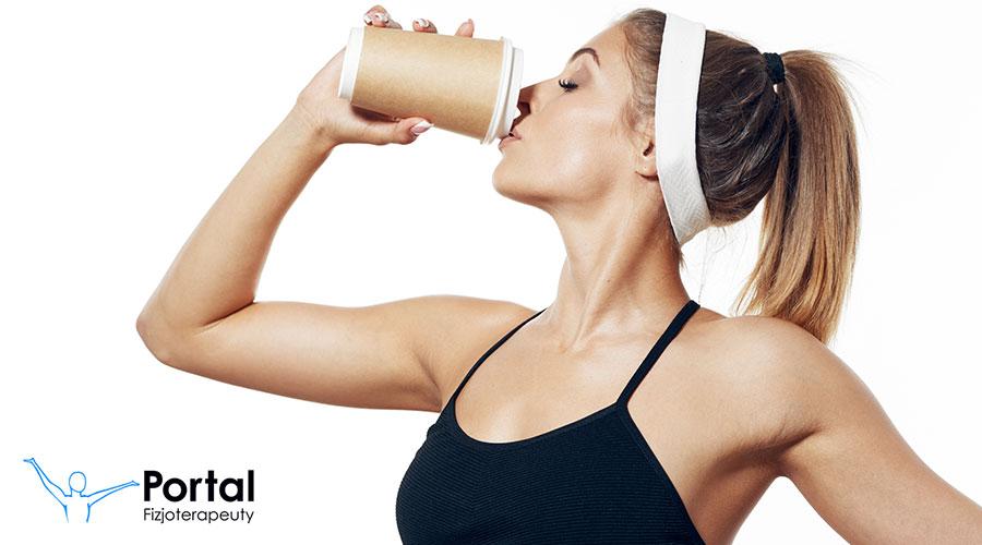 6 powodów aby pić kawę przed treningiem