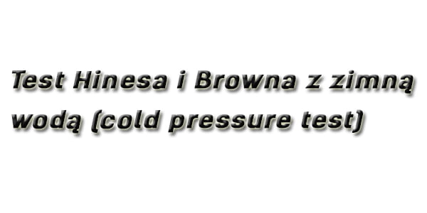 Test hinesa i browna
