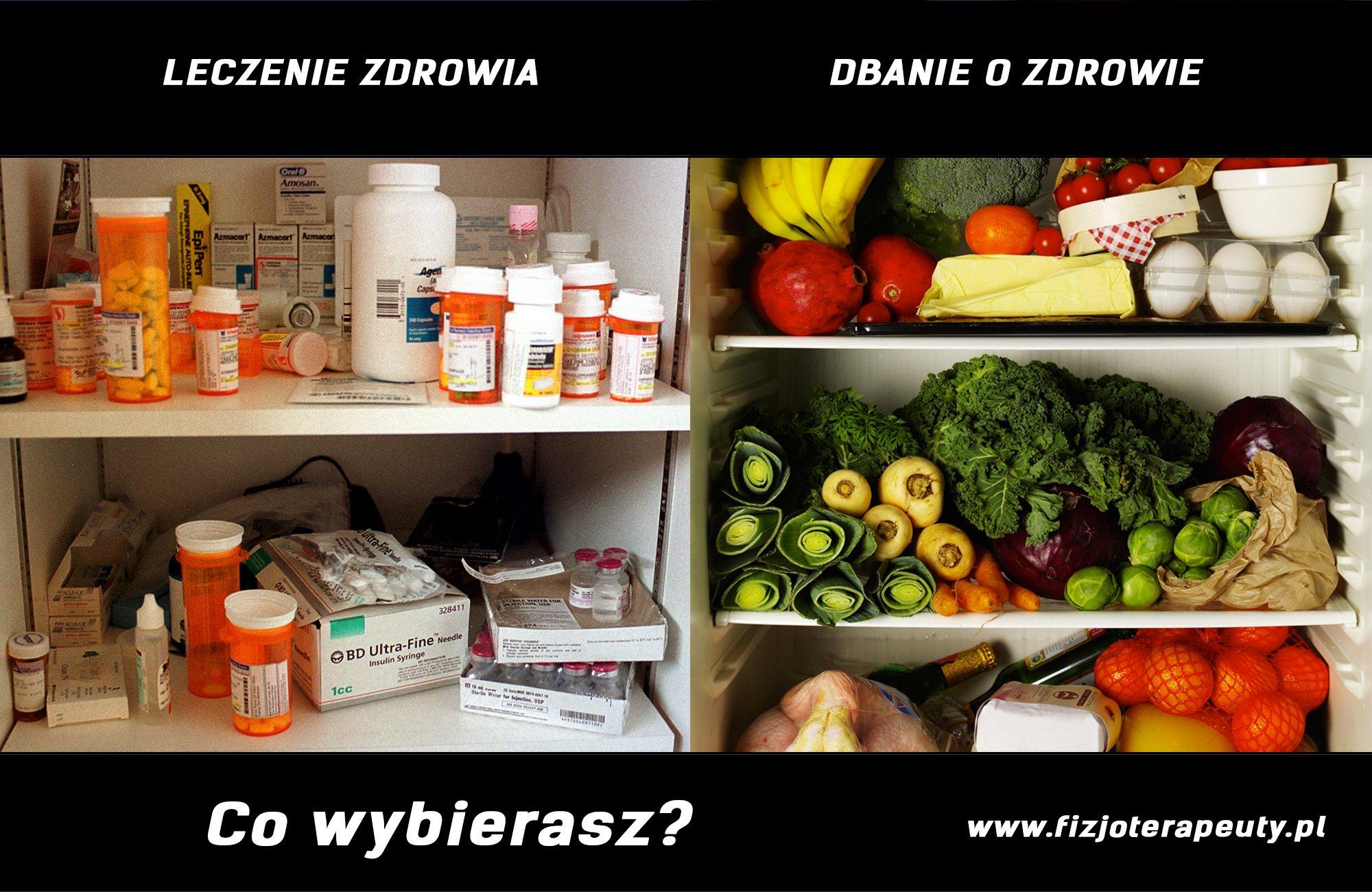 zdrowie leki warzywa
