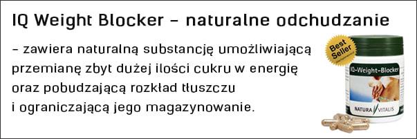 IQ Weight Blocker - naturalne odchudzanie