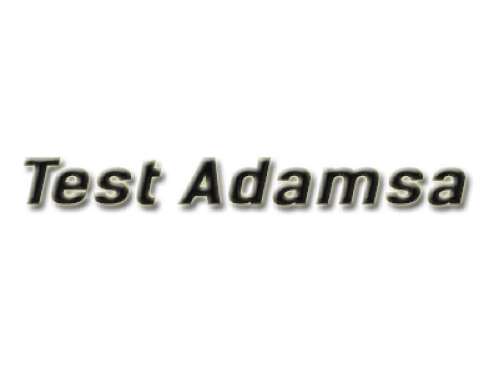 Test Adamsa