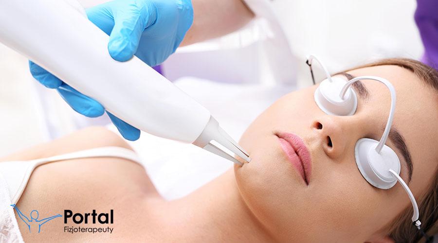 Laseroterapia - zastosowanie laserow w medycynie
