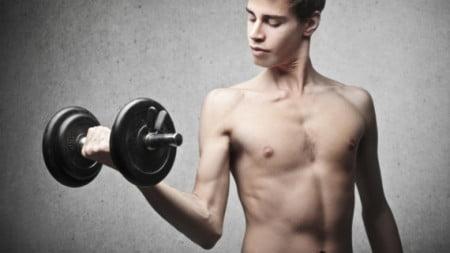 Ektomorfik – jak zdrowo przybrac na masie