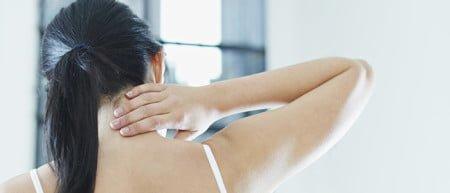 Bol odcinka szyjnego kregoslupa