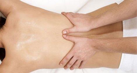 Wpływ masażu na tkanki i na skórę