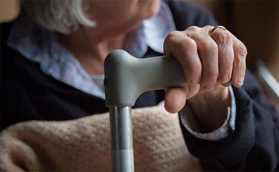 Upadek – wróg osób w starszym wieku
