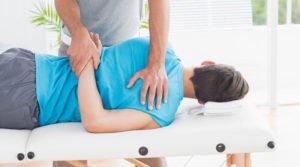 Pierwszy pacjent fizjoterapeuty