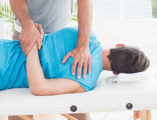 Pierwszy pacjent świeżo upieczonego fizjoterapeuty
