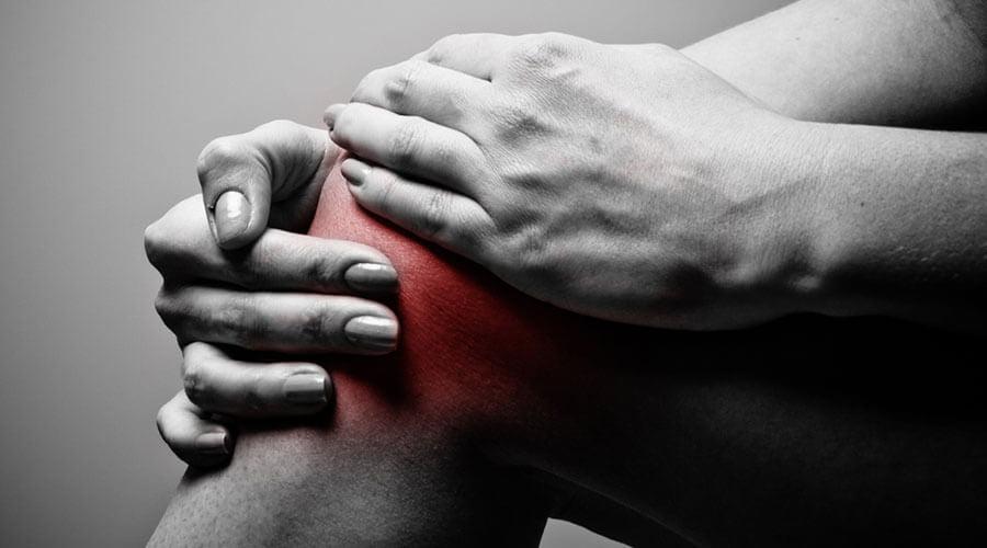 Przyczyny bólu kolana