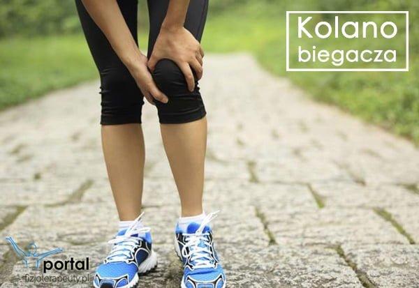 Kolano biegacza (PFPS) leczenie naturalnymi sposobami