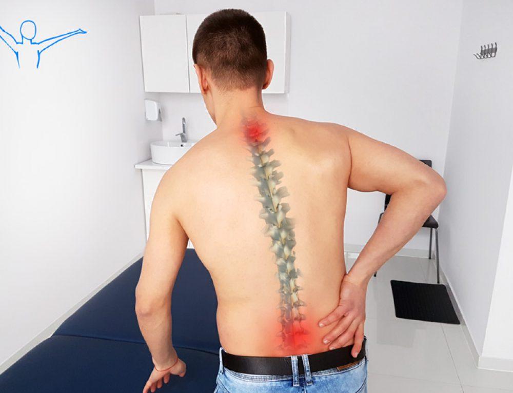 Anatomia kręgosłupa i ból pleców