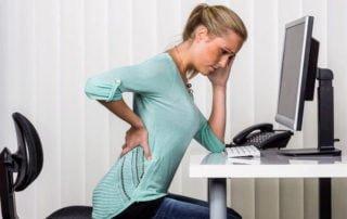 Ból pleców - kiedy użyć ciepło a kiedy zimno
