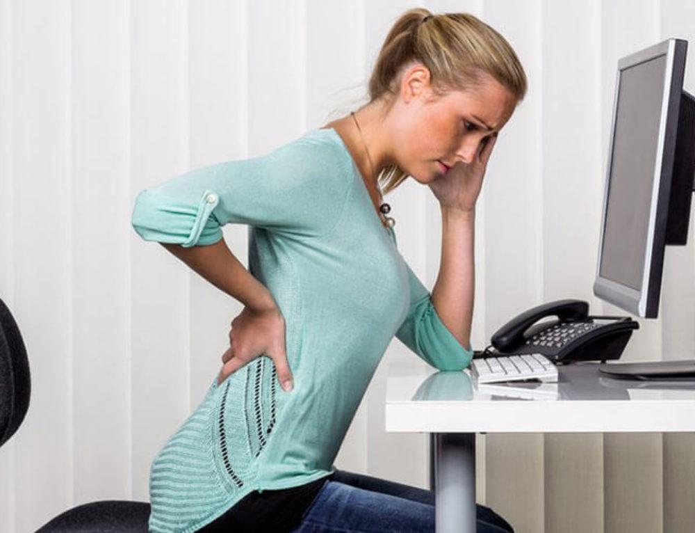 Ból pleców – kiedy użyć ciepło, a kiedy zimno?