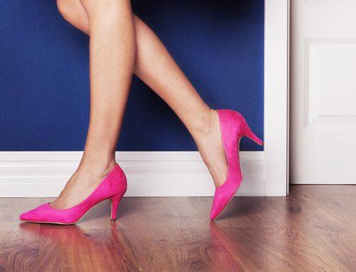 Chodzenie na szpilkach – jak wpływa na zdrowie kobiety?