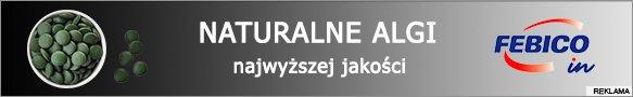 Spirulina.pl - Algi, Spirulina, Chlorella