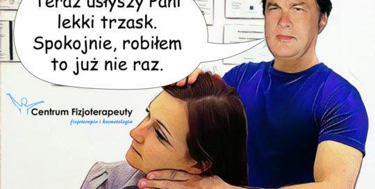 Fizjoterapeuta Seagal