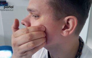 Rozluźnianie mięśni twarzy