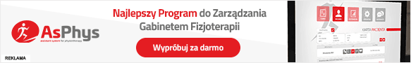 Program do zarządzania gabinetem Fizjoterapii