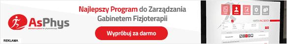 Program do zarządzania gabinetem Fizjoterapii
