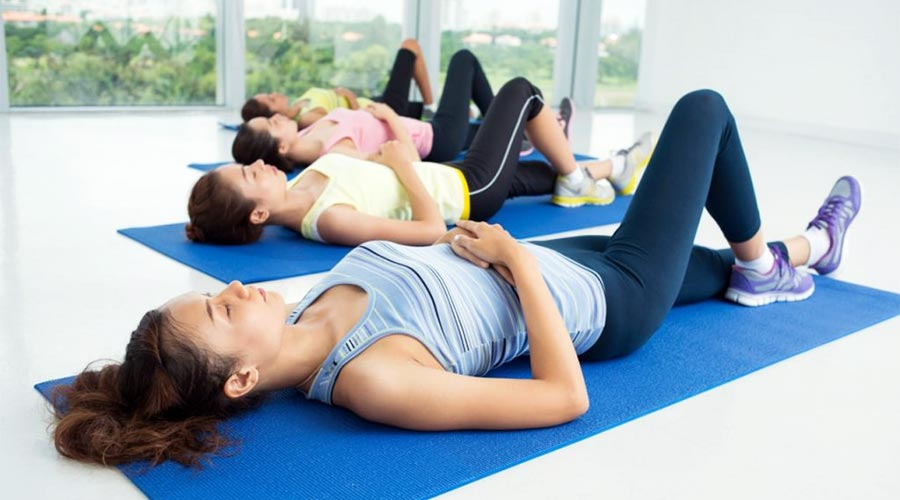 Ćwiczenia oddechowe