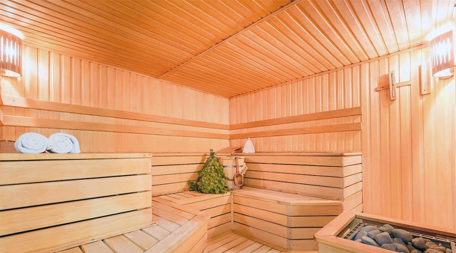 Sauna - metodyka, wskazania i przeciwwskazania