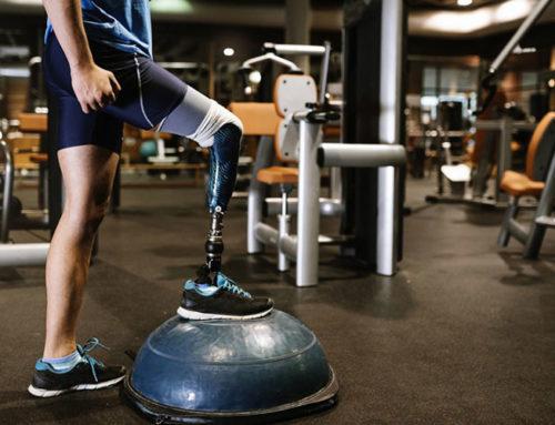 Amputacja kończyny dolnej – rehabilitacja
