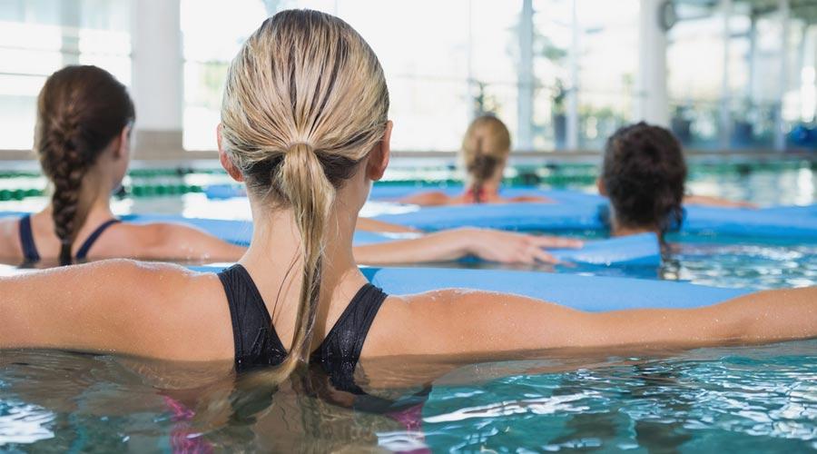 Ćwiczenia w wodzie - zasady prowadzenia