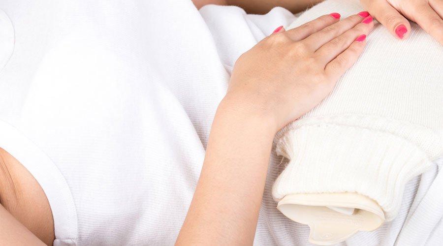Bolesne menstruacje fizjoterapia
