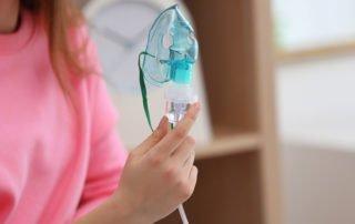 Choroby układu oddechowego - fizjoterapia
