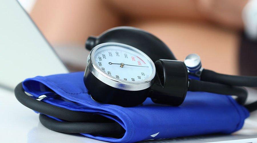 Niedociśnienie tętnicze - fizjoterapia