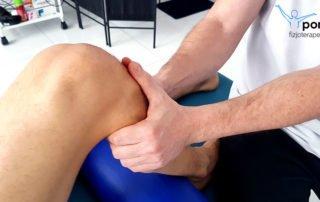 Badanie stawu kolanowego