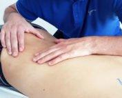 Uraz kręgosłupa lędźwiowego - fizjoterapia