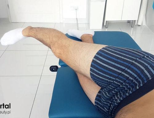 Zespół trzaskającego biodra – fizjoterapia