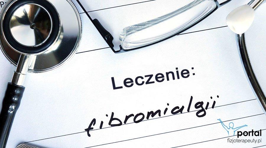 Leczenie fibromialgii