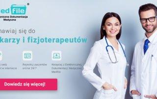 Program dla fizjoterapeuty Medfile