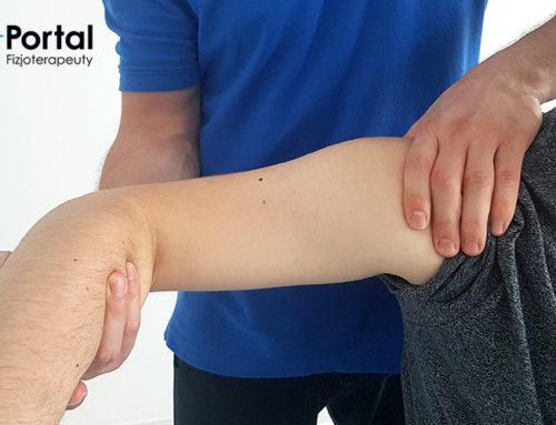 Uszkodzenie typu SLAP – leczenie