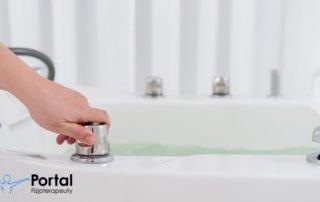 Kąpiele nasiadowe