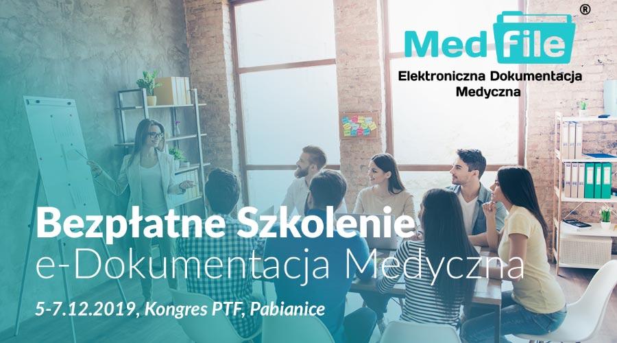 Bezpłatne szkolenie e-dokumentacja medyczna