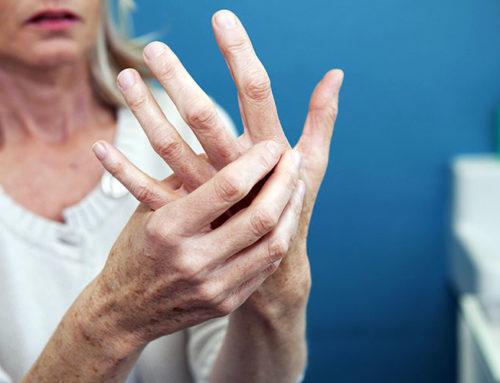 Bóle w chorobach reumatycznych