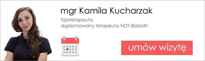 mgr Kamila Kucharzak