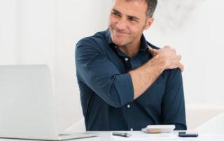 Rwa barkowa (ramienna) – przyczyny, objawy, diagnostyka i leczenie