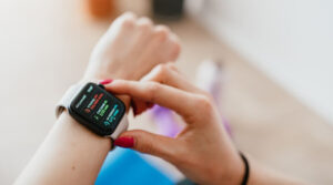 Zegarek sportowy pulsometr