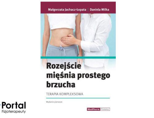 Rozejście mięśnia prostego brzucha – książka