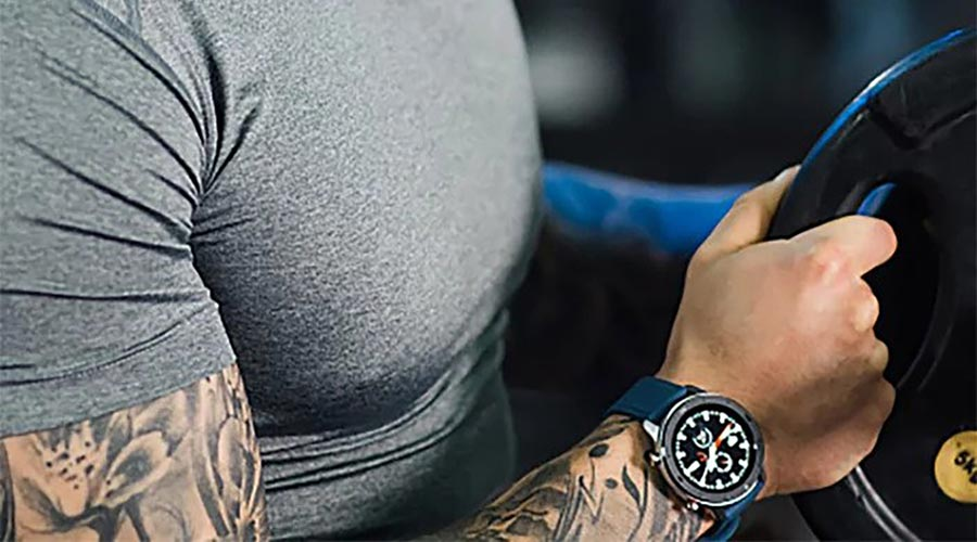 Smartwatch Garett Master RT