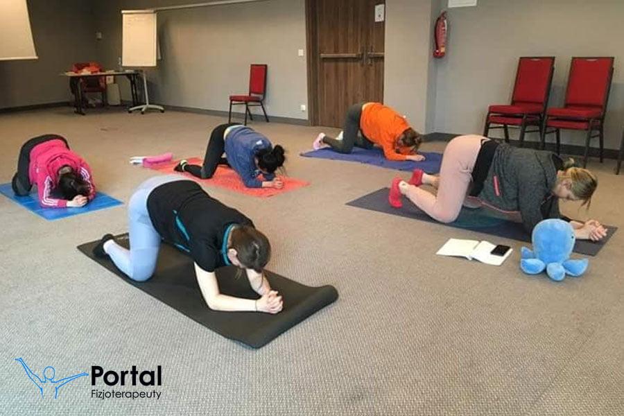 Kurs Aktywność fizyczna kobiet po porodzie