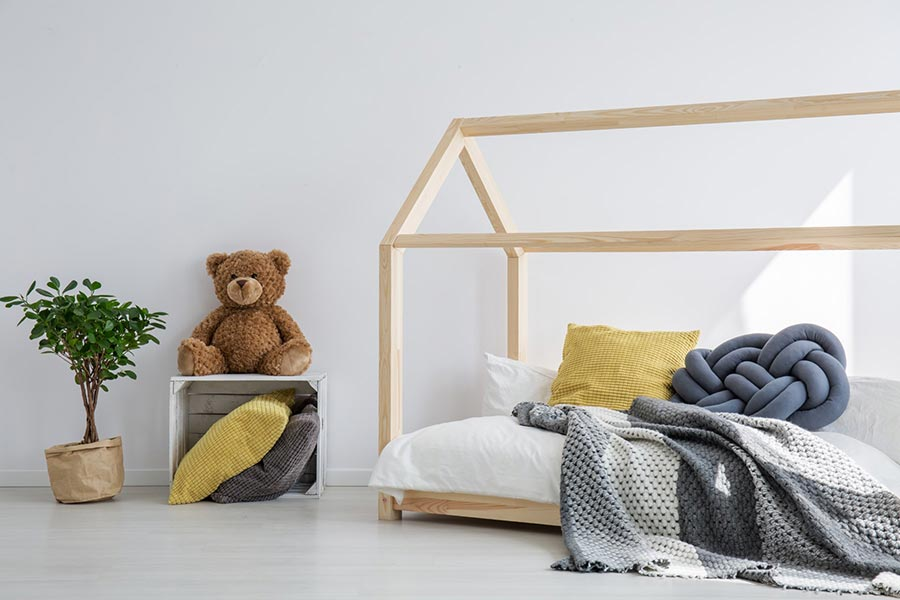 5 powodów, dla którego warto postawić na szerokie łóżko i odpowiedni materac